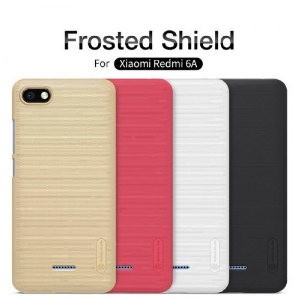 کاور محافظ نیلکین Frosted Shield مناسب Xiaomi Redmi 6a