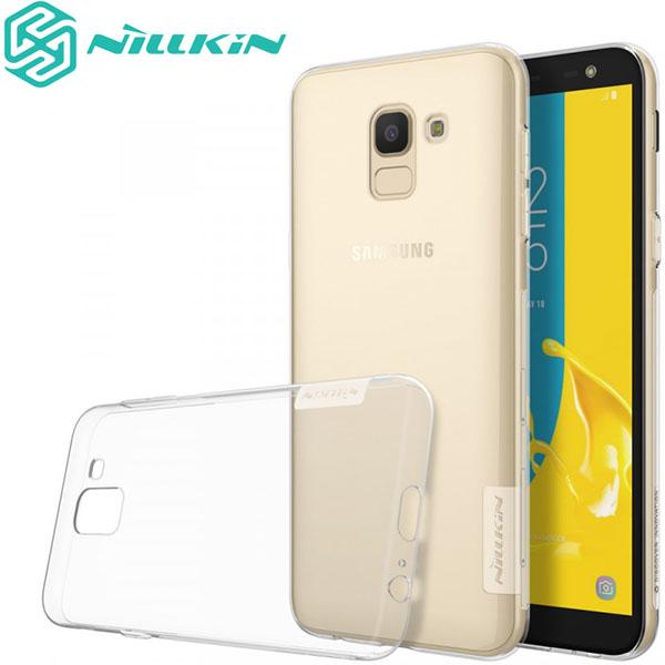 گارد ژله ای نیلکین Nature TPU مناسب Samsung Galaxy J6 2018 / J600