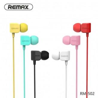 هندزفری تو گوشی ریمکس Remax RM-502