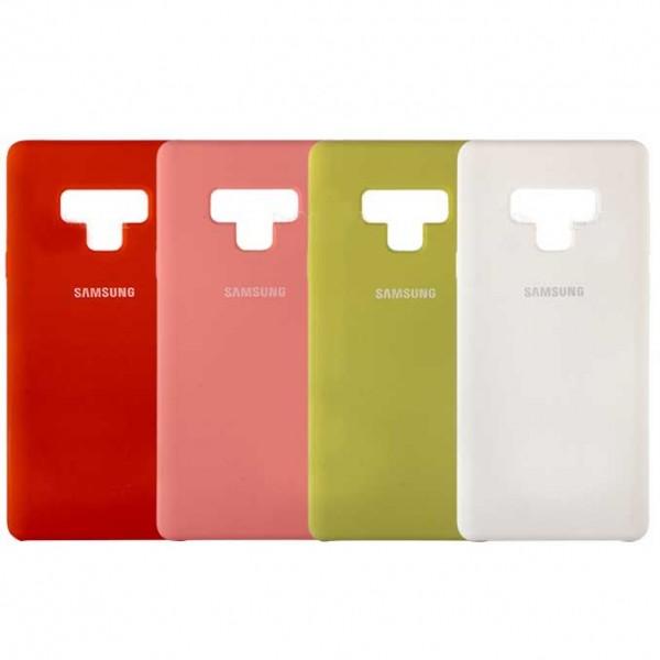 قاب سیلیکونی اصلی  سامسونگ Samsung Galaxy Note 9 Silicone Case