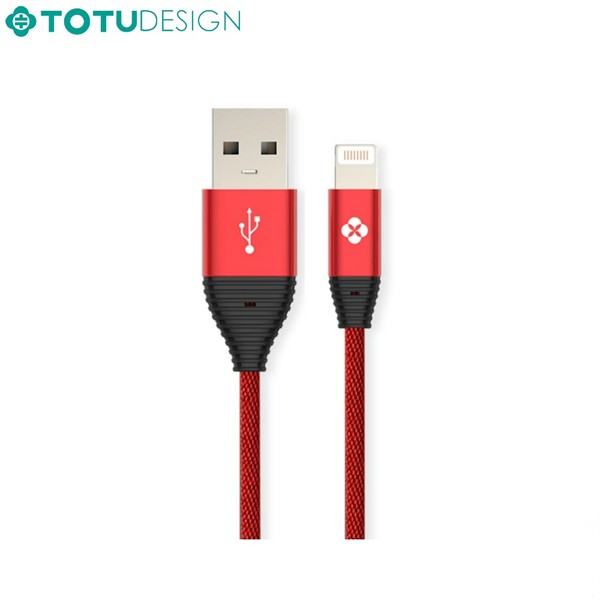 کابل شارژ کنفی لایتنینگ توتو TOTU LI17 Fruitful Data Charging Cable