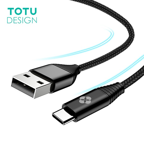 کابل شارژ کنفی Type C توتو TOTU LI22 Fruitful Data Charging Cable