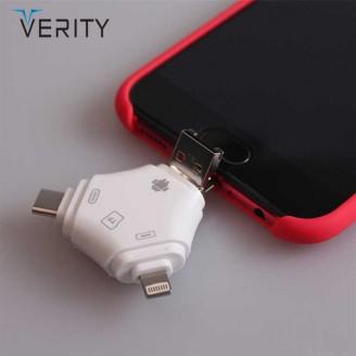 رم ریدر موبایل همه کاره Verity C106