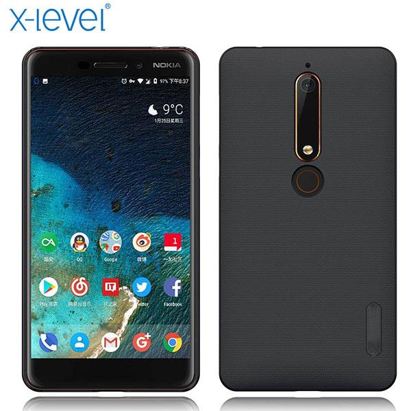 قاب محافظ سخت نوکیا Nokia 6.1 2018 X-Level Hero