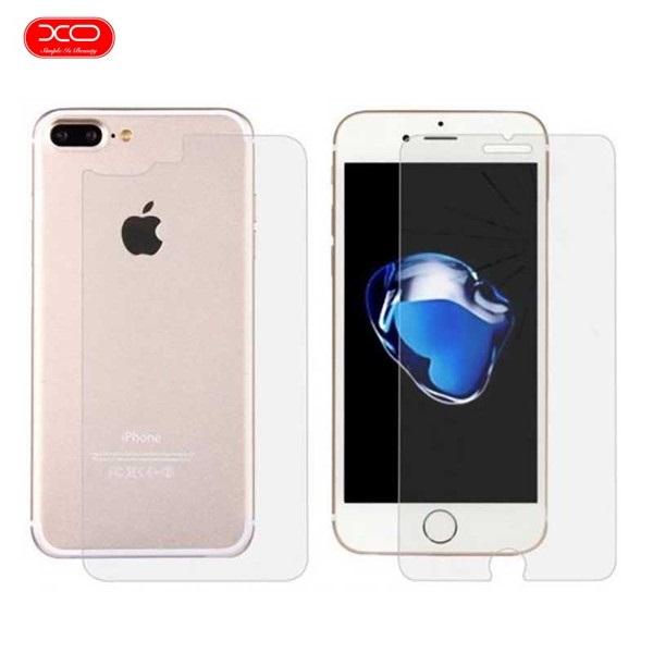 محافظ صفحه نمایش شیشه ای ایکس او آیفون XO Wolverine Anti-blue Ray Apple iPhone 7 Plus