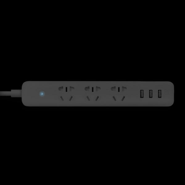 سه راهی برق وای فای USB دار شیائومی Xiaomi Mi Power Strip with WiFi