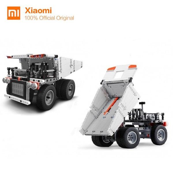 کامیون معدن اسباب بازی شیائومی Xiaomi Mitu Truck Building Blocks MTJM011QI