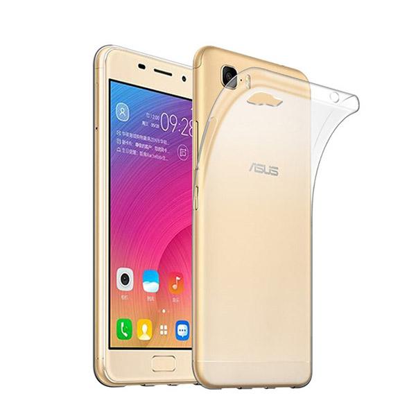 قاب ژله ای نرم و منعطف Asus Zenfone 3s Max ZC521TL