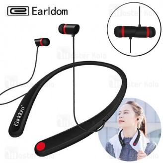 هندزفری بلوتوث ارلدام Earldom BH13 Sport Ear Hook طراحی گردنی و مگنتی