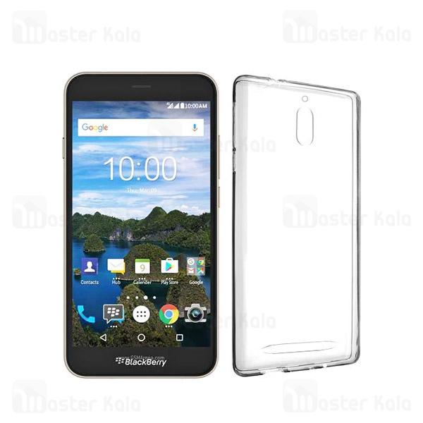 قاب ژله ای بلک بری BlackBerry Aurora Clear Jelly Case