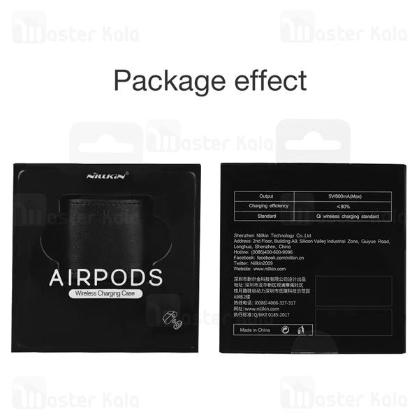 کیف شارژ وایرلس ایرپاد نیلکین Nillkin Airpods Mate wireless Charging Case