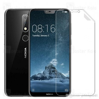 محافظ نانو تمام صفحه نوکیا Nokia 6.1 Plus / X6 Full Screen Protector