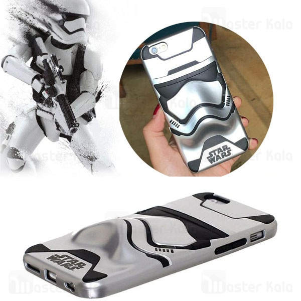 قاب فانتزی سه بعدی Apple iPhone 6 Plus - 6s Plus Star Wars 3D Case