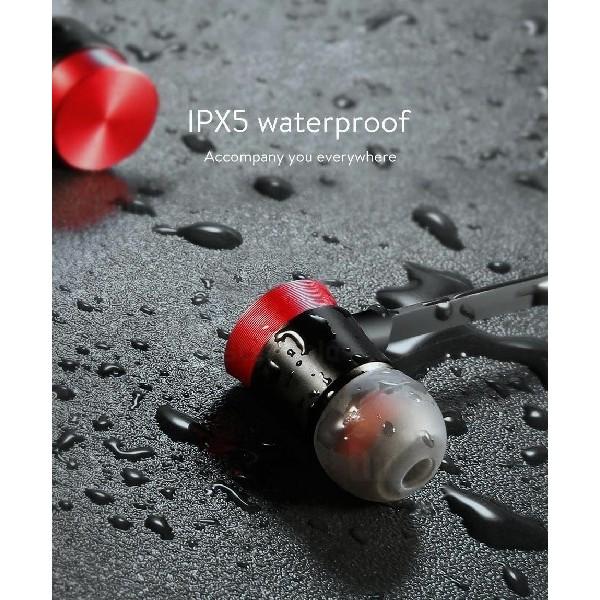 هندزفری بلوتوث بیسوس Baseus S07 Encok NGS07-01 طراحی مگنتی و ضد آب