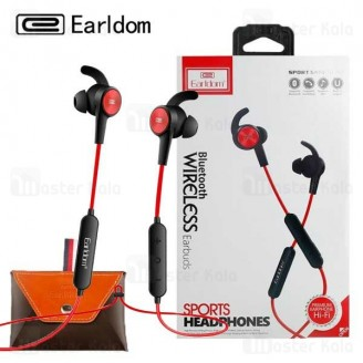 هندزفری بلوتوث ارلدام Earldom Earl-BH01 Sport Ear Hook طراحی گردنی و ضد آب
