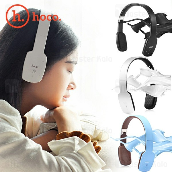 هدفون بلوتوث هوکو HOCO W4 Touch Type Bluetooth Headphone
