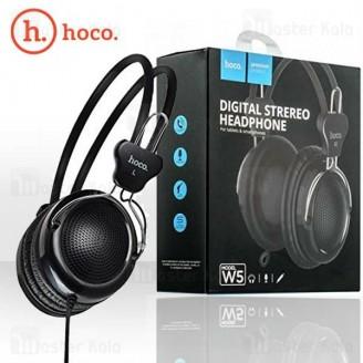 هدفون سیم دار هوکو HOCO W5 Manno Wired Headphone