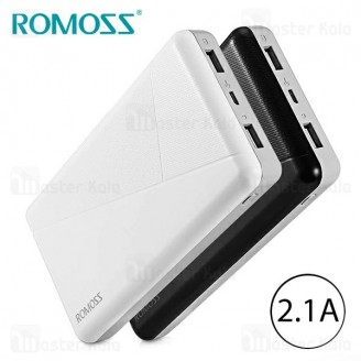 پاوربانک 20000 میلی آمپر روموس Romoss PIE20 Power Bank دو پورت