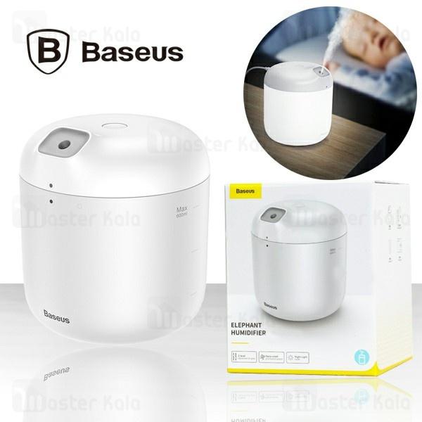 دستگاه بخور سرد و چراغ خواب بیسوس Baseus Elephant Humidifier DHXX-02