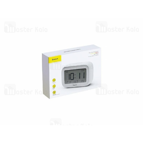 ساعت زنگدار بیسوس Baseus Household Appliance Subai Clock ACLK-A02 طراحی رومیزی