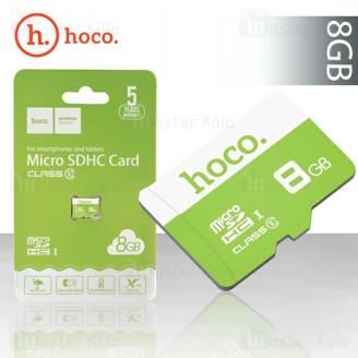 کارت حافظه میکرو اس دی 8 گیگابایت هوکو Hoco TF Card Micro-SD Class 10 8GB