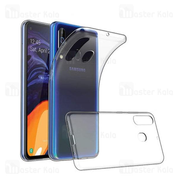 قاب ژله ای سامسونگ Samsung Galaxy A60 COCO Clear Jelly