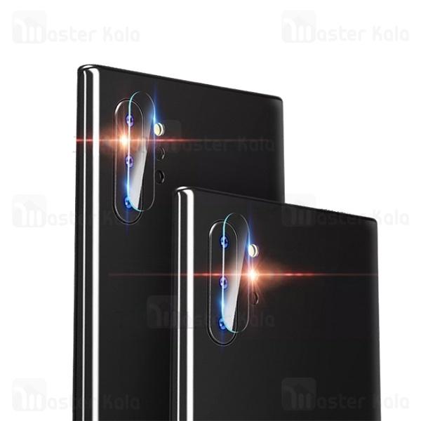 محافظ لنز دوربین شیشه ای موبایل سامسونگ Samsung Galaxy Note 10 / Note 10 Plus