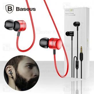 هندزفری سیمی بیسوس Baseus H04 Encok Wire Earphone