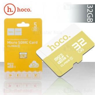 کارت حافظه میکرو اس دی 32 گیگابایت هوکو Hoco TF Card Micro-SD Class 10 32GB