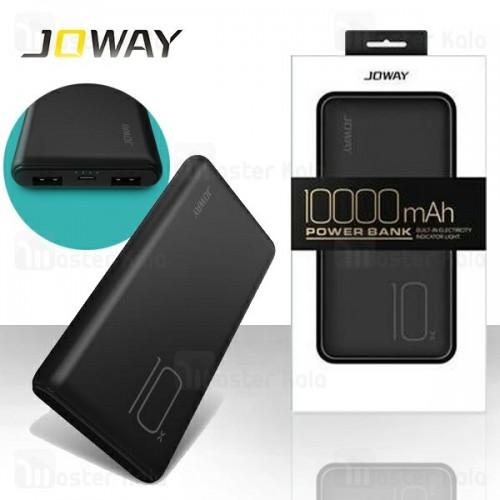 پاوربانک 10000 میلی آمپر جووی Joway JP-197 Power Bank توان 2 آمپر