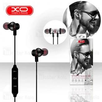 هندزفری بلوتوث ایکس او XO BS5 Bluetooth Headset طراحی گردنی و مگنتی
