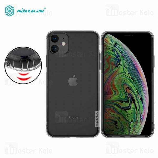 قاب ژله ای نیلکین اپل آیفون Apple iPhone 11 Nillkin Nature TPU