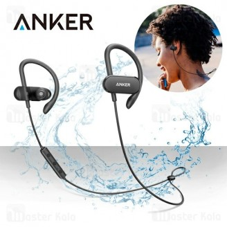 هندزفری بلوتوث انکر Anker A3263 Soundbuds Curve Ear-Hook ضد آب IPX7