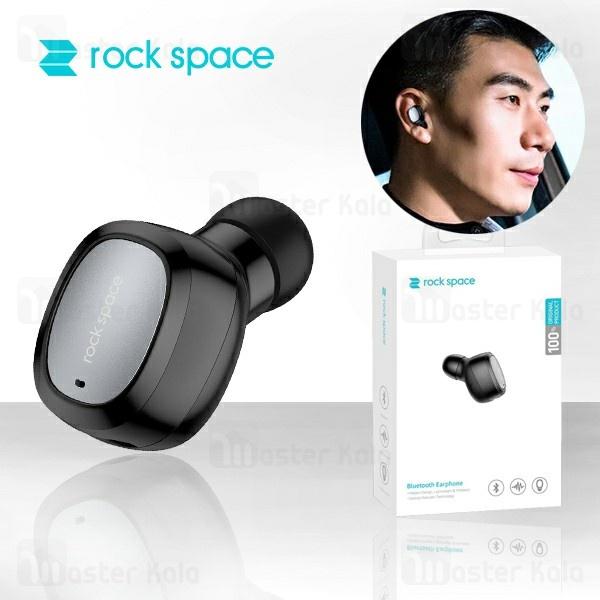 هندزفری بلوتوث تک گوش راک اسپیس Rock Space D300 Mini Bluetooth Headset