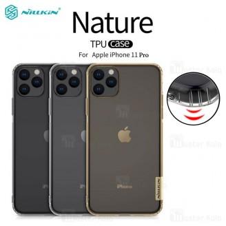 قاب ژله ای نیلکین اپل آیفون Apple iPhone 11 Pro Nillkin Nature TPU