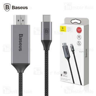 کابل HDMI به Type C بیسوس Baseus Video Adapter Cable CATSY-0G