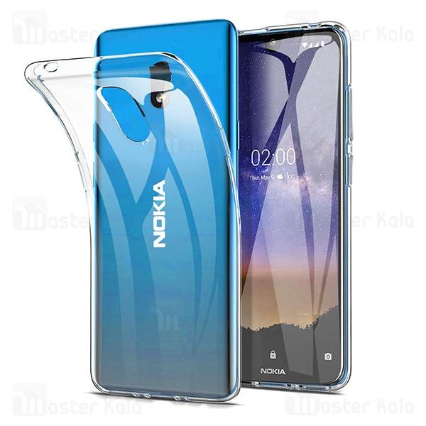 قاب ژله ای نوکیا Nokia 2.2 COCO Clear Jelly