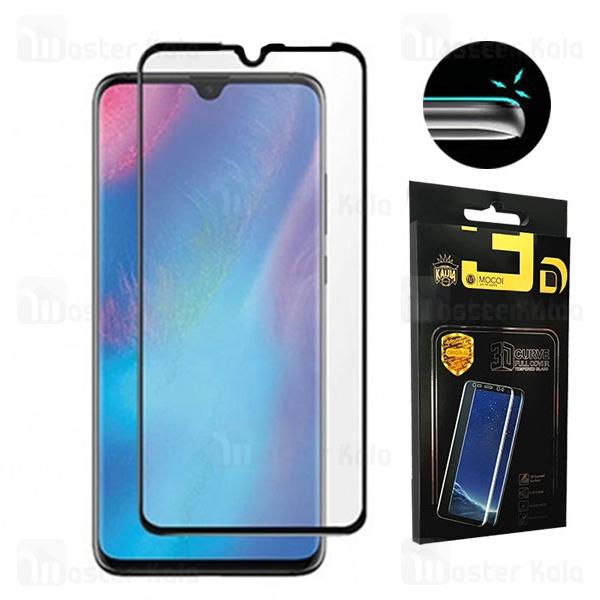 محافظ صفحه شیشه ای تمام صفحه و تمام چسب هواوی Huawei P30 Lite / Nova 4e Mocol D+ Glass
