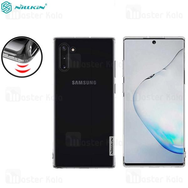 قاب ژله ای نیلکین سامسونگ Samsung Galaxy Note 10 Nillkin Nature TPU