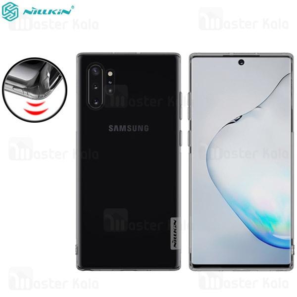 قاب ژله ای نیلکین سامسونگ Samsung Galaxy Note 10 Plus Nillkin Nature TPU