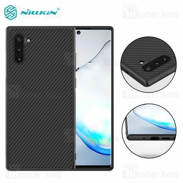 قاب فیبر کربنی نیلکین سامسونگ Samsung Galaxy Note 10 Nillkin Synthetic Fiber