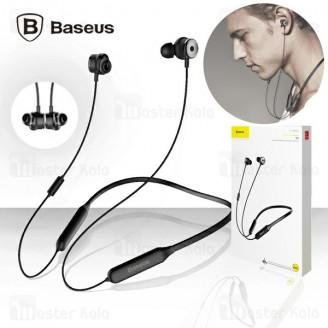 هندزفری بلوتوث بیسوس Baseus S15 SIMU Earphone NGS15-01 طراحی مگنتی