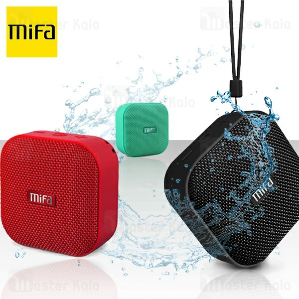 اسپیکر بلوتوث میفا Mifa A1 IP56 Bluetooth Speaker رم خور و ضدآب
