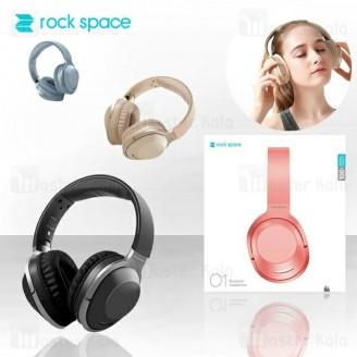 هدفون بلوتوث راک اسپیس Rock Space 01 t-02 Wireless Headset