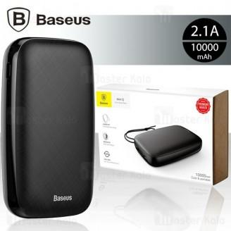 پاوربانک 10000 میلی آمپر بیسوس Baseus Mini Q Power Bank PPALL-XQ01 طراحی مینی