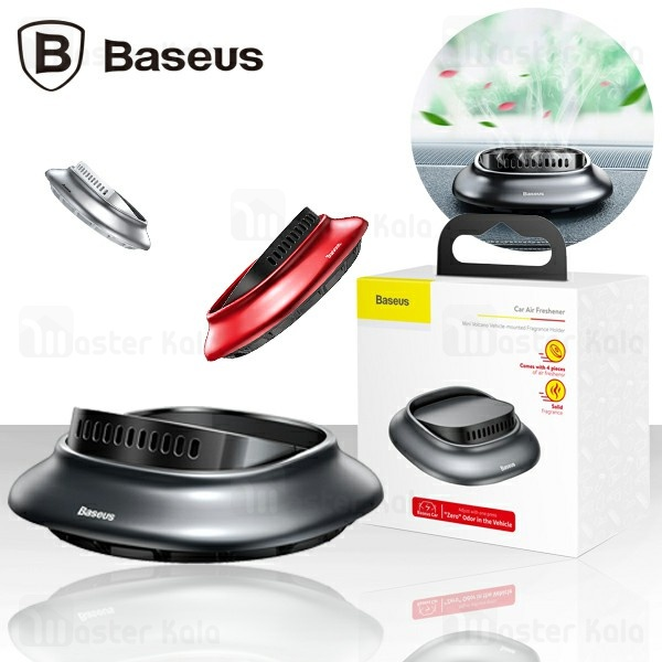 خوشبو کننده هوا خودرو بیسوس Baseus Mini Volcano Vehicle-Mounted Fragrance SUXUN-AH0S