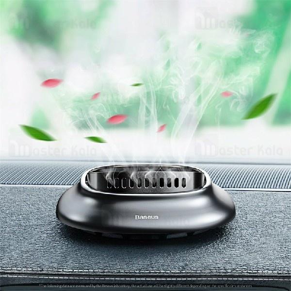 خوشبو کننده هوا خودرو بیسوس Baseus Mini Volcano Vehicle-Mounted Fragrance SUXUN-AH
