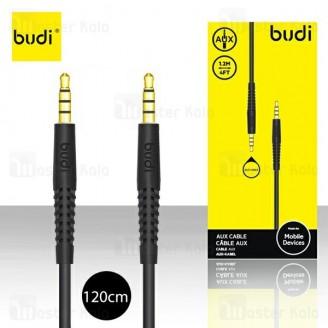 کابل انتقال صدا Aux بودی Budi M8J150AUX Audio Cable طول 1.2 متر