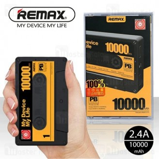 پاوربانک 10000 میلی آمپر ریمکس Remax RPP-12 Tape Power Bank توان 2.4 آمپر