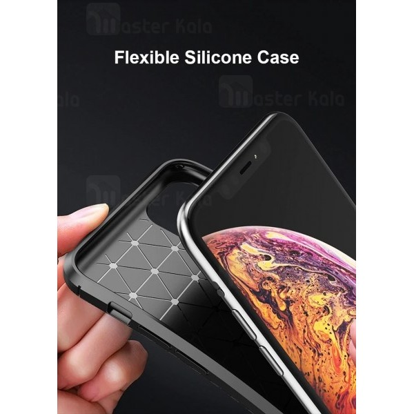 قاب فیبر کربنی آیفون Apple iPhone 11 AutoFocus Beetle